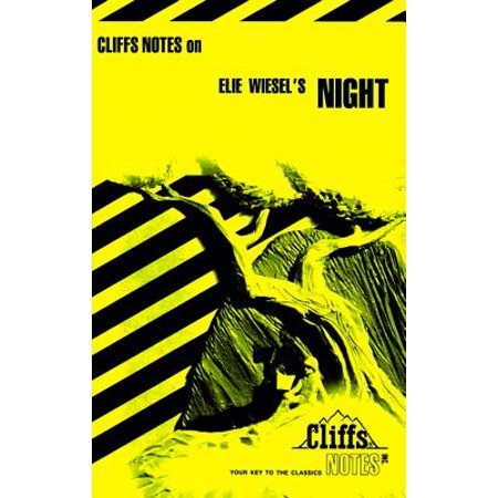 CliffsNotes on Wiesel's Night - eBook