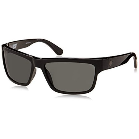 Spy Optics Frazier Sunglasses w/ Black Frame & Happy Gray Green Lens