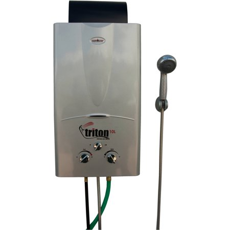 Camp Chef Triton Hot Water Shower Heater, 10 Liter