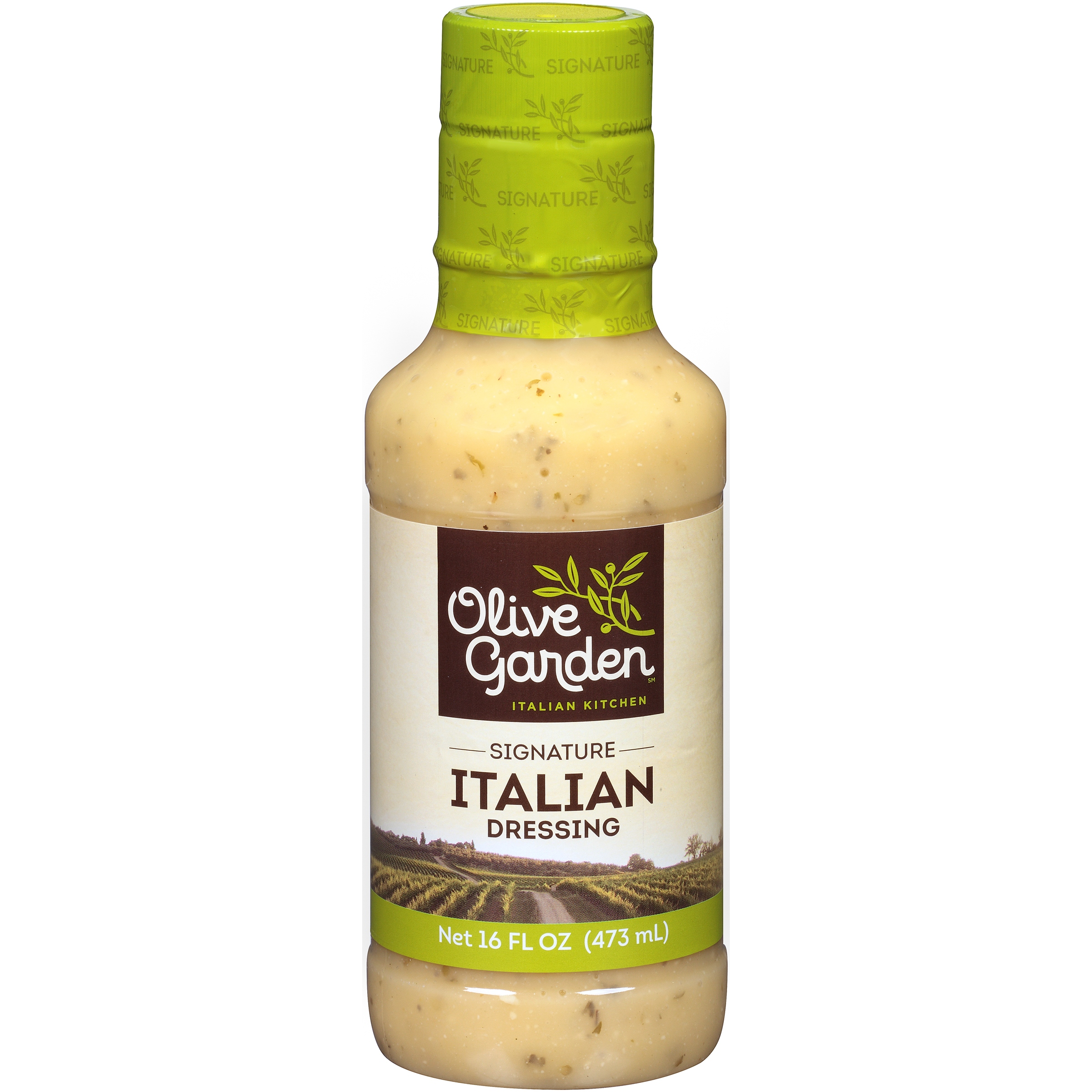 olive garden� signature italian dressing 16 fl oz bottle