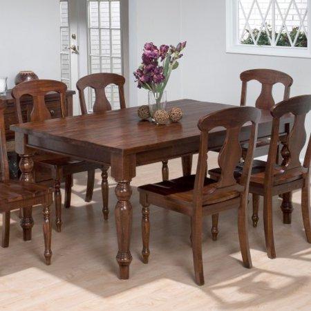 Jofran bar harbor rectangular 5 piece dining table set for 13 piece dining table set