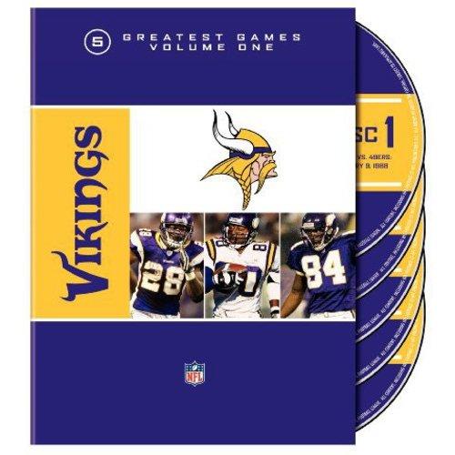 NFL: Minnesota Vikings 5 Greatest Games by Warner