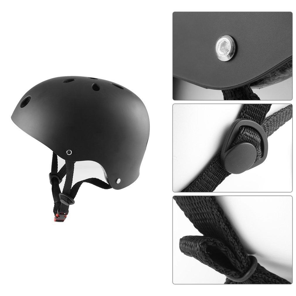 Professional Hip-hop Boy Helmet Children Outdoor Sport Skateboard Skating Helmet Bicycle Helmet for Kids  Adults by