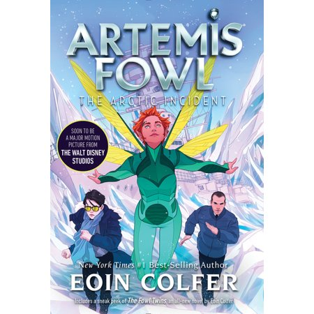 The Arctic Incident (Artemis Fowl, Book 2) (Artemis Costumes)