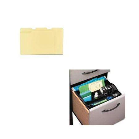 Shoplet best value kit rubbermaid hanging desk drawer - Hanging desk organizer ...