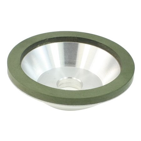 Unique Bargains 100mm x 32mm 75% Concentration 240 Grit Resin Bond Diamond Grinding Wheel