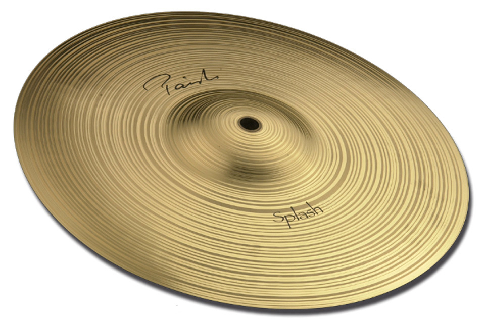 "Paiste Signature 10"" Splash Cymbal by Paiste"
