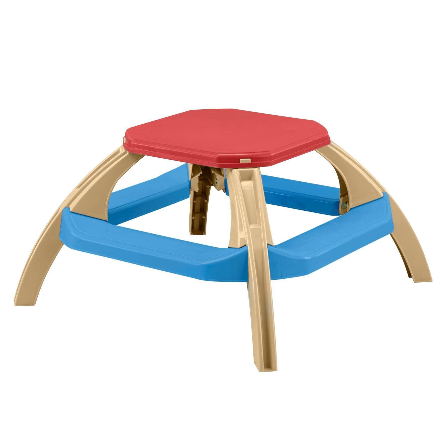 American Plastic Toys Kid\'s Picnic Table - Walmart.com