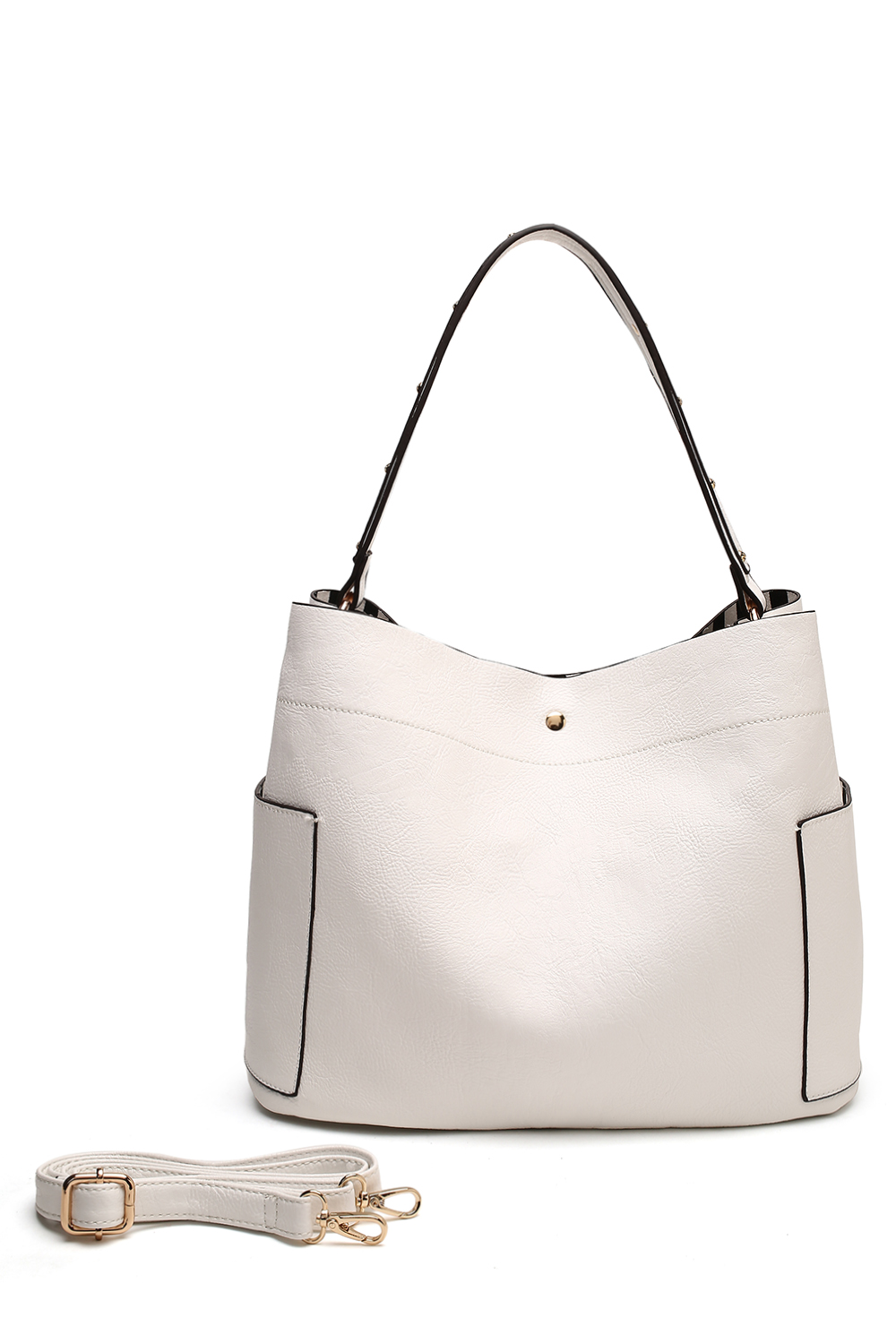 MKF Collection Sarahi Hobo Bag by Mia K. Farrow