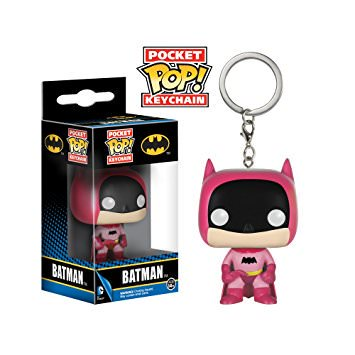 "FunKo POP! 75th Anniversary Blue Batman 1.5"" Keychain - image 1 of 1"