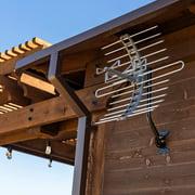 GE Pro Outdoor/Attic Mount TV Antenna, 70 Mile Range, VHF/UHF Channels,  29884