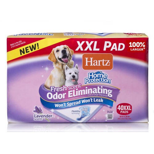 Hartz XXL Dog Pads - 40 CT