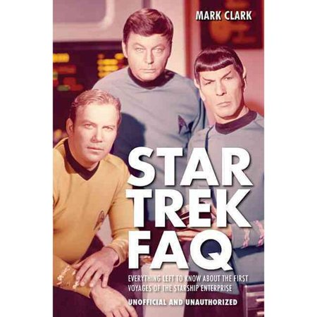 Star Trek Faq  Everything Left To Know About The First Voyages Of The Starship Enterprise