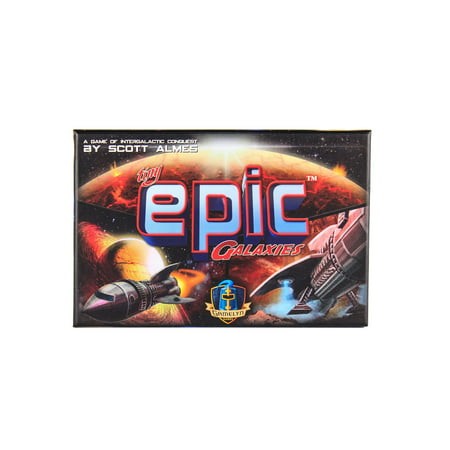 Tiny Epic Galaxies Space Strategy Board Game ()