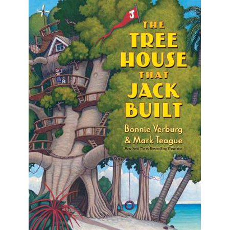 The Tree House That Jack Built (Hardcover)