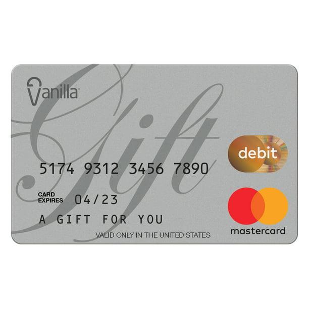 $12 Vanilla eGift Mastercard® Virtual Account