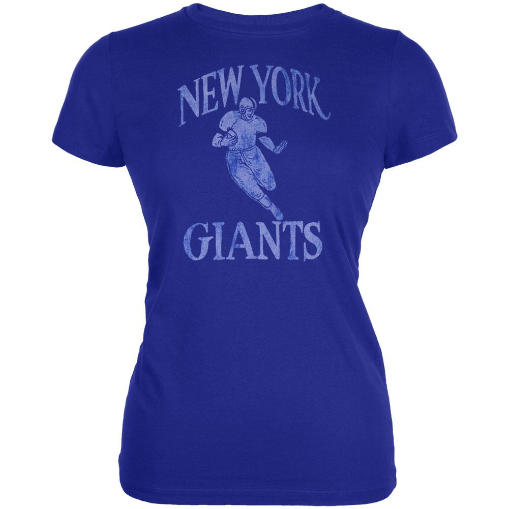 New York Giants - Throwback Juniors T-Shirt