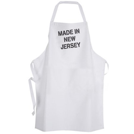 Aprons365 - Made in New Jersey – Apron - Born Raised Pride State NJ