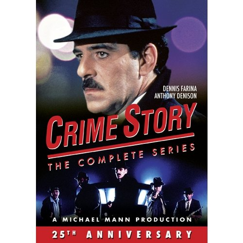 Crime Story: The Complete Series (25th Anniversary) (Full Frame, ANNIVERSARY)