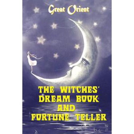 The witches' dream book and fortune teller - eBook (Fortune Teller Halloween Decoration)
