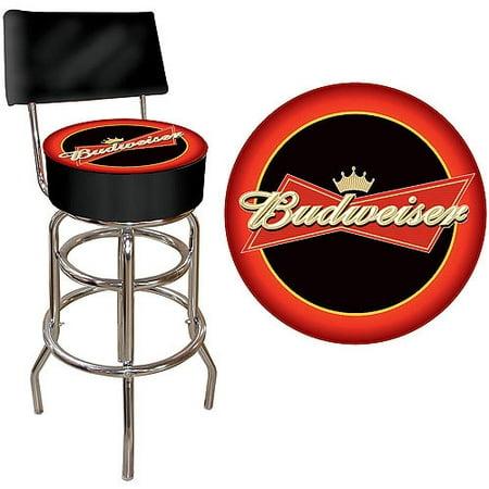 - Trademark Budweiser Bowtie Red/Black 40