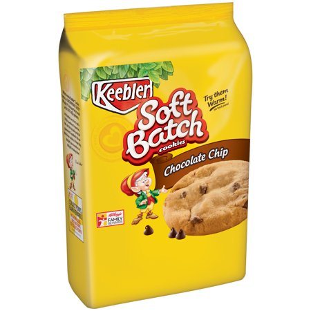 Keebler Soft Batch Chocolate Chip Cookies Review