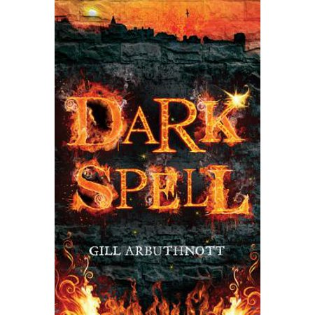 Dark Spell - eBook - Halloween Spell Book Cover