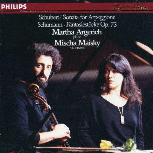 Sonata Per Arpeggione / Fantasiestucke