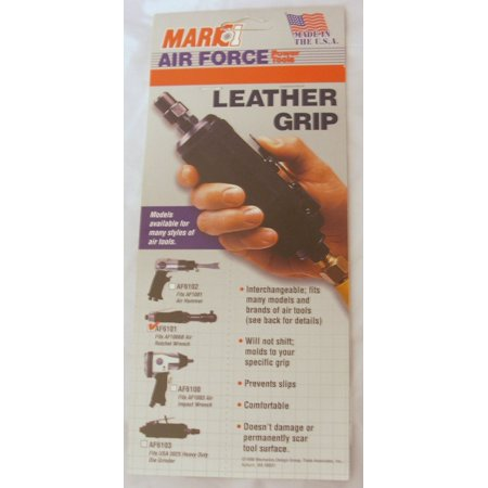 Marks Air - MARK 1 AIR FORCE LEATHER GRIP AF6101 FITS MANY TYPES OF AIR TOOLS - MADE IN USA
