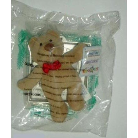 Mcdonalds Christmas Ornament.2001 Mcdonalds Happy Meal Toy Toys R Us Animal Alley Hughbert