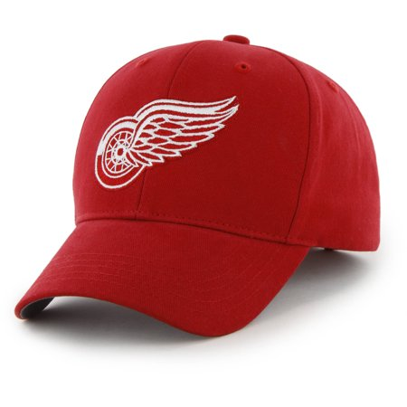 NHL Detroit Red Wings Basic Cap / Hat by Fan Favorite