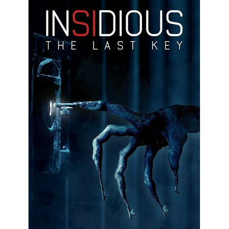 Insidious: The Last Key (DVD) - The Last Halloween 2017