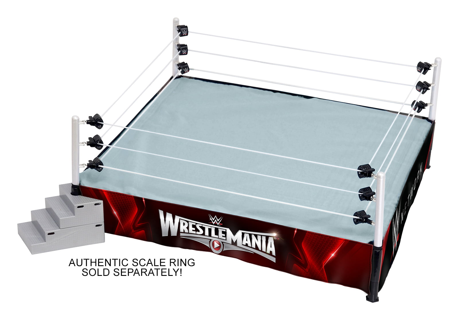 Ring Skirt (WrestleMania 31) Ringside Exclusive WWE Wrestling Ring Accessory (Ring not included) by