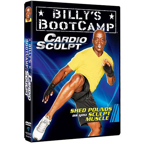 Billy's Bootcamp: Cardio Sculpt (Widescreen)