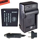 BM Premium DMW_BCF10 Battery and Battery Charger for Pana...