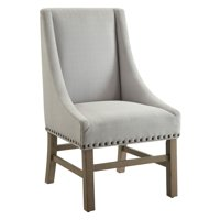 Donny Osmond Home Florence Upholstered Dining Side Chair With Nailhead Trim Set Of 2