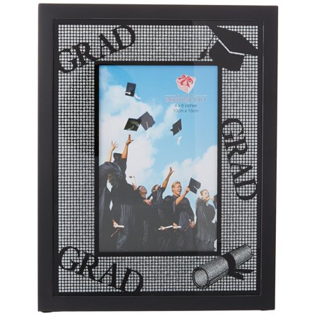 Fashioncraft Glitter Stone Graduation Frame from Gifts](Graduation Gift)