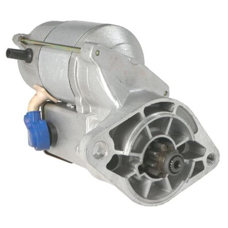 1989 Dodge Caravan Starter - DB Electrical SND0351 New Starter For Dodge Caravan 2.4L 2.4 01 02 03 04 05 06 07 2001 2002 2003 2004 2005 2006 2007 Chrysler Voyager 01 02 03 04 2001 2002 2003 2004 4686111AB 4686111AC 4686111AD
