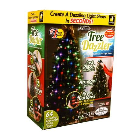 Upc 097298015595 7 5 Ft 64 Light Led Multicolor Light
