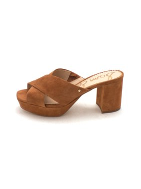 43f40f101daa Product Image Sam Edelman Womens Jayne Suede Open Toe Casual Slide Sandals