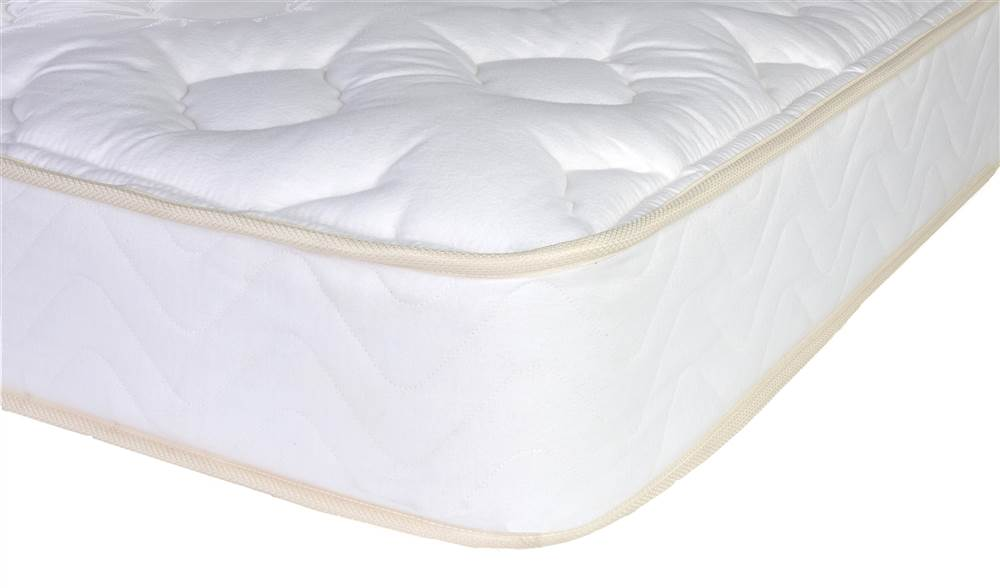 Organic Wool Mothers Wisdom Coil Spring Core Crib Mattress by Sustainable Organic