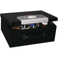 First-Alert-3035DF-Digital-Security-Box-Black-Silver
