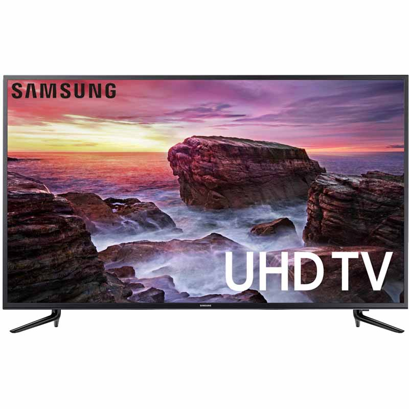"SAMSUNG 58"" Class 4K(2160P) Ultra HD Smart LED TV (UN58MU6100)"