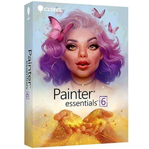 Corel Painter Essentials v.6.0 - Box Pack - 1 User