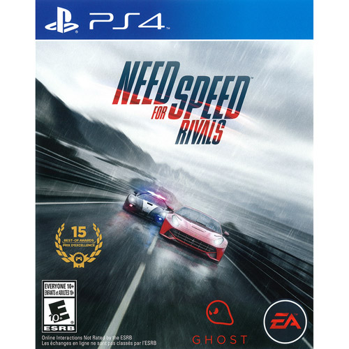 Need for Speed: Rivals (PS4)