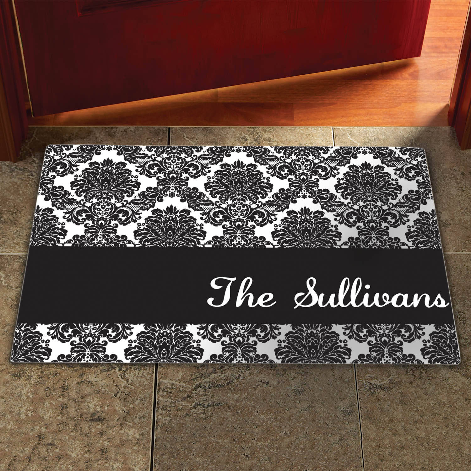 Personalized Bless This Home Doormat 17 X 27, Available In 5 Colors    Walmart.com