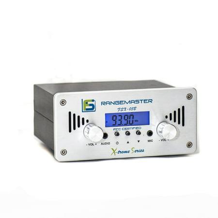 RangeMaster X-Treme Series FM Transmitter