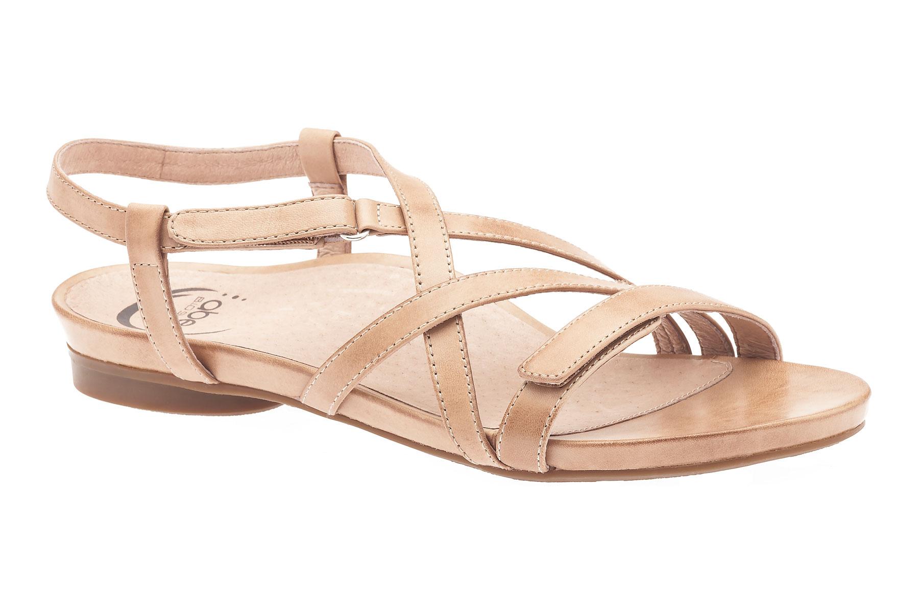 Samantha Metatarsal - Low Heel Sandals