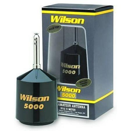 WILSON R  ANTENNAS 880-200154B W5000 SERIES ROOF TOP MOUNT MOBILE CB ANTENNA (Ss Rail Mount Antenna)