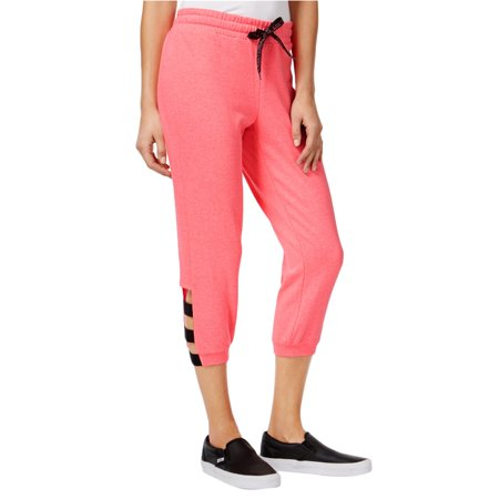Material Girl Womens Cropped Athletic Sweatpants